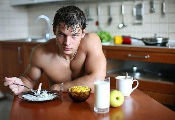 Сушка тела для мужчин диета