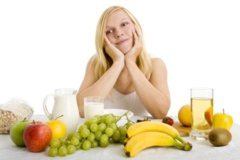 Не стоит забывать о здоровом питании!