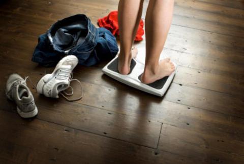 Каждый раз боитесь вставать на весы?