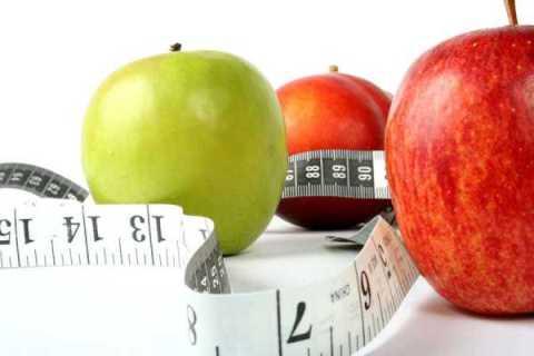 Похудеть с помощью яблок просто!