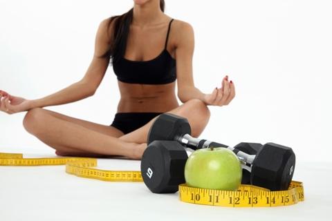 Физические нагрузки способствуют похудению!