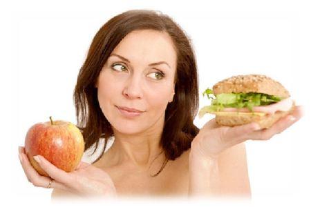 Выбор все равно лучше делать в пользу здоровой пищи!