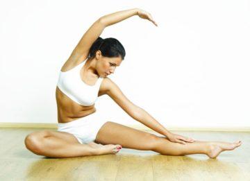 Эффективная гимнастика по утрам для похудения
