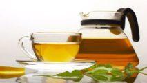 Худеем с зеленым чаем