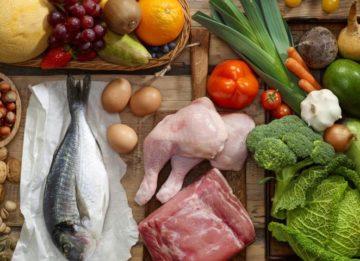 Здоровое питание: составляем меню на неделю