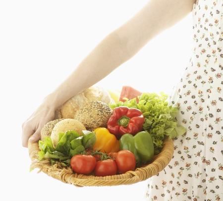 Здоровая пища играет большую роль!