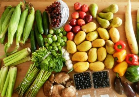 Огромное количество витаминов!