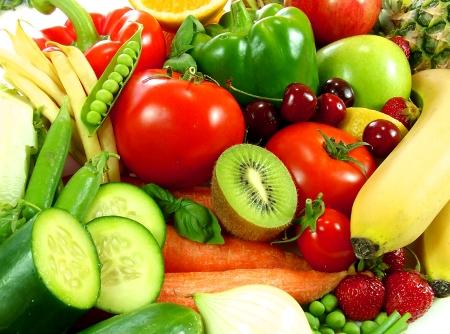 Здоровая пища!