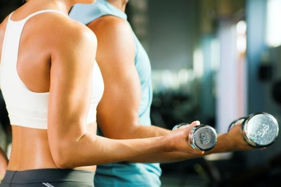 Что сделать чтобы похудели руки?